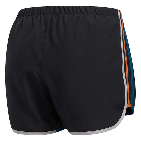 adidas Womens Marathon 20 Shorts Black, Black, rebel_hi-res