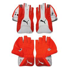 Puma evo 3 Junior Cricket Wicketkeeping Gloves, , rebel_hi-res