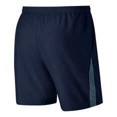 Nike Mens Dri-FIT Run Lined 7in Shorts, Navy, rebel_hi-res