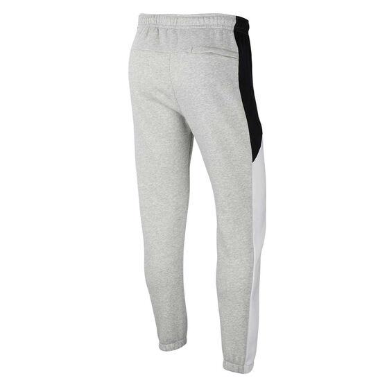 Nike Mens Sportswear Colour-Block Pants, Grey, rebel_hi-res