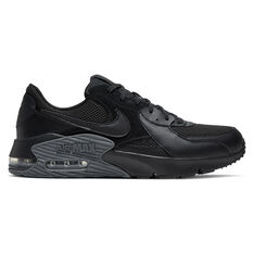Nike Air Max Excee Mens Casual Shoes Black US 6, Black, rebel_hi-res