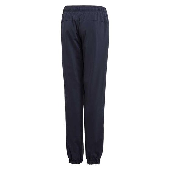 adidas Boys Essentials Stanford Pants, Navy, rebel_hi-res