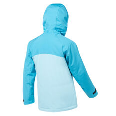 Tahwalhi Girls Angel Dust Ski Jacket Blue 4, Blue, rebel_hi-res