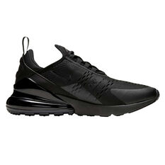 Nike Air Max 270 Mens Casual Shoes Black US 6, Black, rebel_hi-res