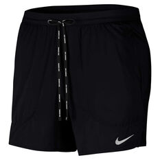 Nike Mens Flex Stride 5in Running Shorts Black S, Black, rebel_hi-res