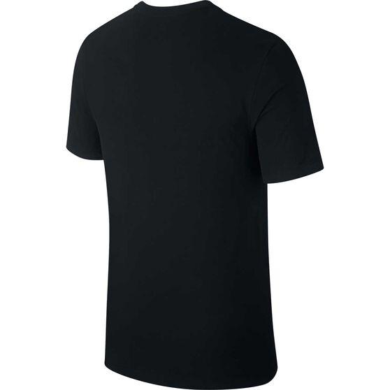 Nike Mens Dri-FIT Training Tee, Black, rebel_hi-res