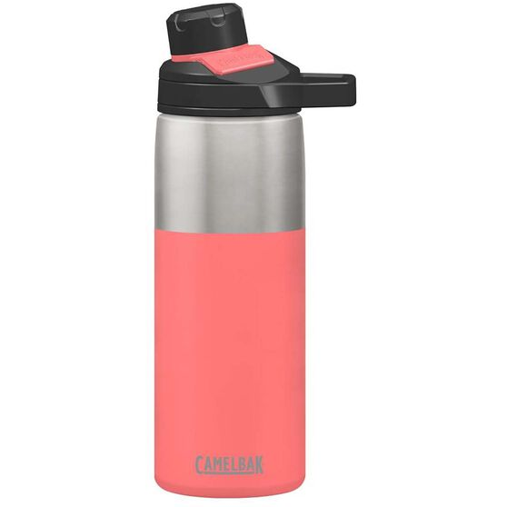 Camelbak Chute Magnetic Stainless Steel 600ml Water Bottle Coral, Coral, rebel_hi-res