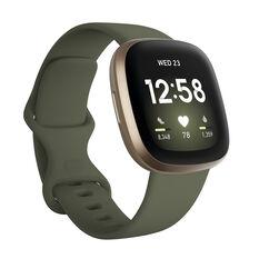 Fitbit Versa 3 - Olive Soft Gold, , rebel_hi-res