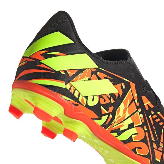 adidas Nemeziz Messi .4 Kids Football Boots, Orange, rebel_hi-res