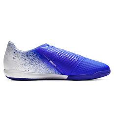 Nike Phantom Venom Academy Indoor Soccer Shoes White / Black US 7 / Wo8.5, White / Black, rebel_hi-res