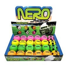 Nero Sports High Bounce Ball, , rebel_hi-res