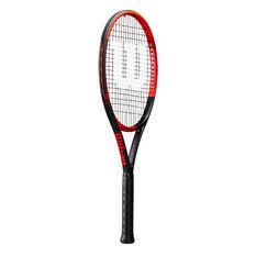 Wilson BLX Fierce Tennis Racquet Black 4 1/4in, Black, rebel_hi-res