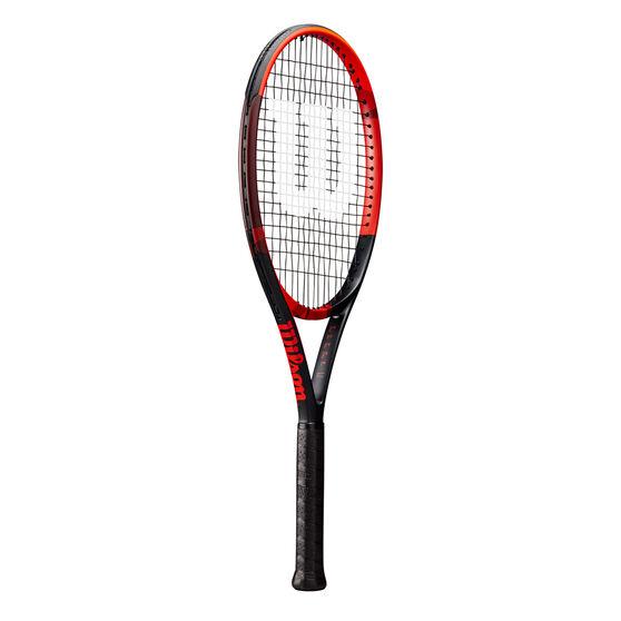 Wilson BLX Fierce Tennis Racquet, Black, rebel_hi-res
