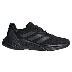 adidas X9000L3 Mens Casual Shoes Black US 7, Black, rebel_hi-res