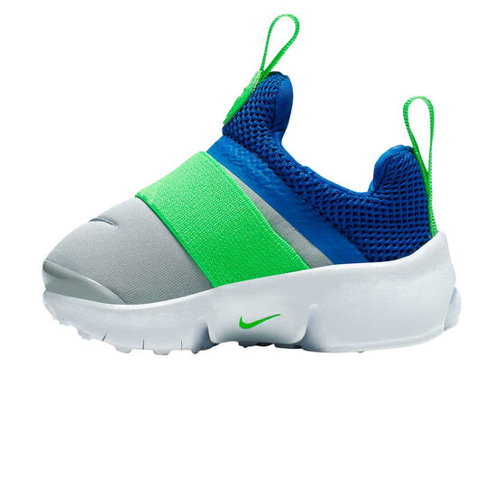 Nike Presto Extreme Toddlers Running Shoes, Blue / Green, rebel_hi-res