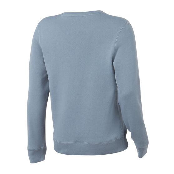 Champion Mens Script Sweatshirt, Blue, rebel_hi-res