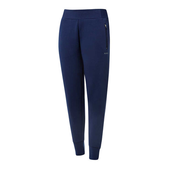 Ell & Voo Womens Helen Track Pants, Navy, rebel_hi-res