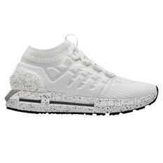 Under Armour HOVR Phantom Confetti Womens Running Shoes White / Black US 6, White / Black, rebel_hi-res