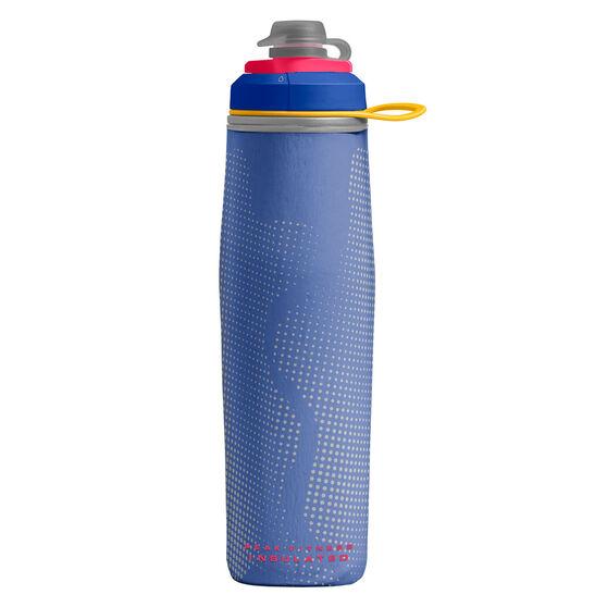 Camelbak Peak Fitness Chill 700ml Water Bottle Blue, Blue, rebel_hi-res