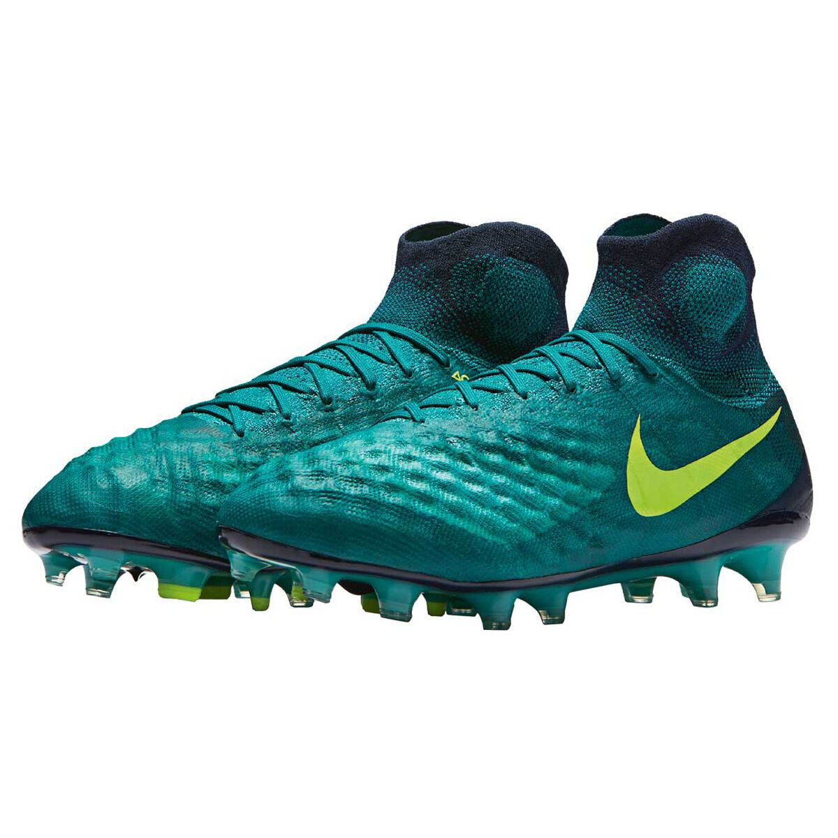 469935962 ... purchase nike magista obra ii mens football boots rio teal volt us 8  adult rio 64b01
