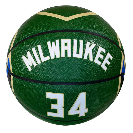 Spalding NBA Jersey Giannis Antetokoumpo Basketball, , rebel_hi-res