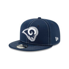 Los Angeles Rams Sideline Road 9FIFTY Snapback, , rebel_hi-res