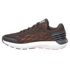 Under Armour Charged Rogue Womens Running Shoes Grey / Pink US 6, Grey / Pink, rebel_hi-res
