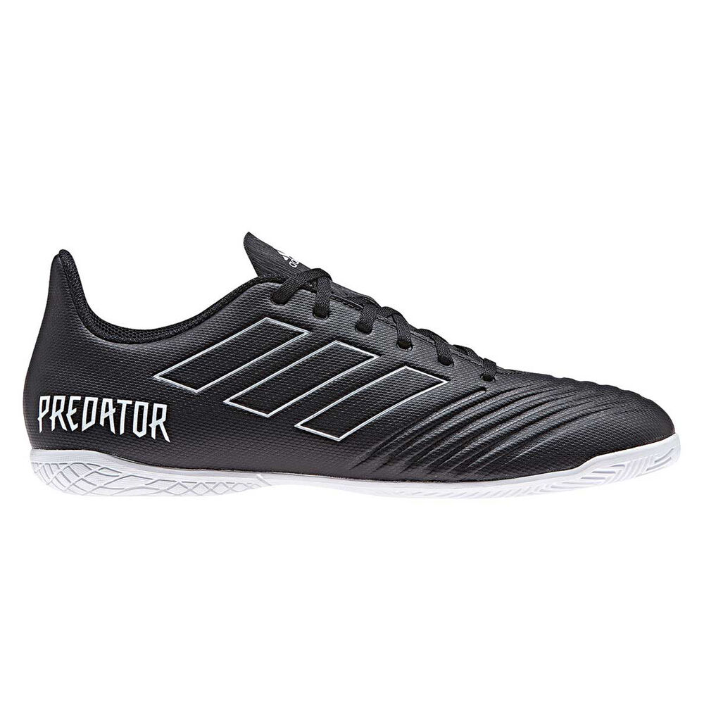 91fe7ea3830e adidas Predator Tango 18.4 Mens Indoor Soccer Shoes Black US 8 ...
