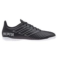 adidas Predator Tango 18.4 Mens Indoor Soccer Shoes Black US 7, Black, rebel_hi-res