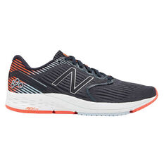 New Balance 890v6 Womens Running Shoes Grey US 6, Grey, rebel_hi-res