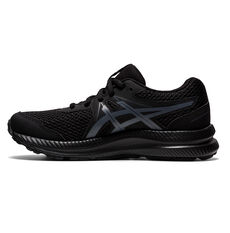 Asics Contend 7 Kids Running Shoes, Black, rebel_hi-res
