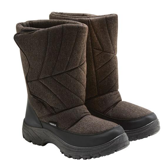 Tahwalhi Low Roll Mens Snow Boots, , rebel_hi-res