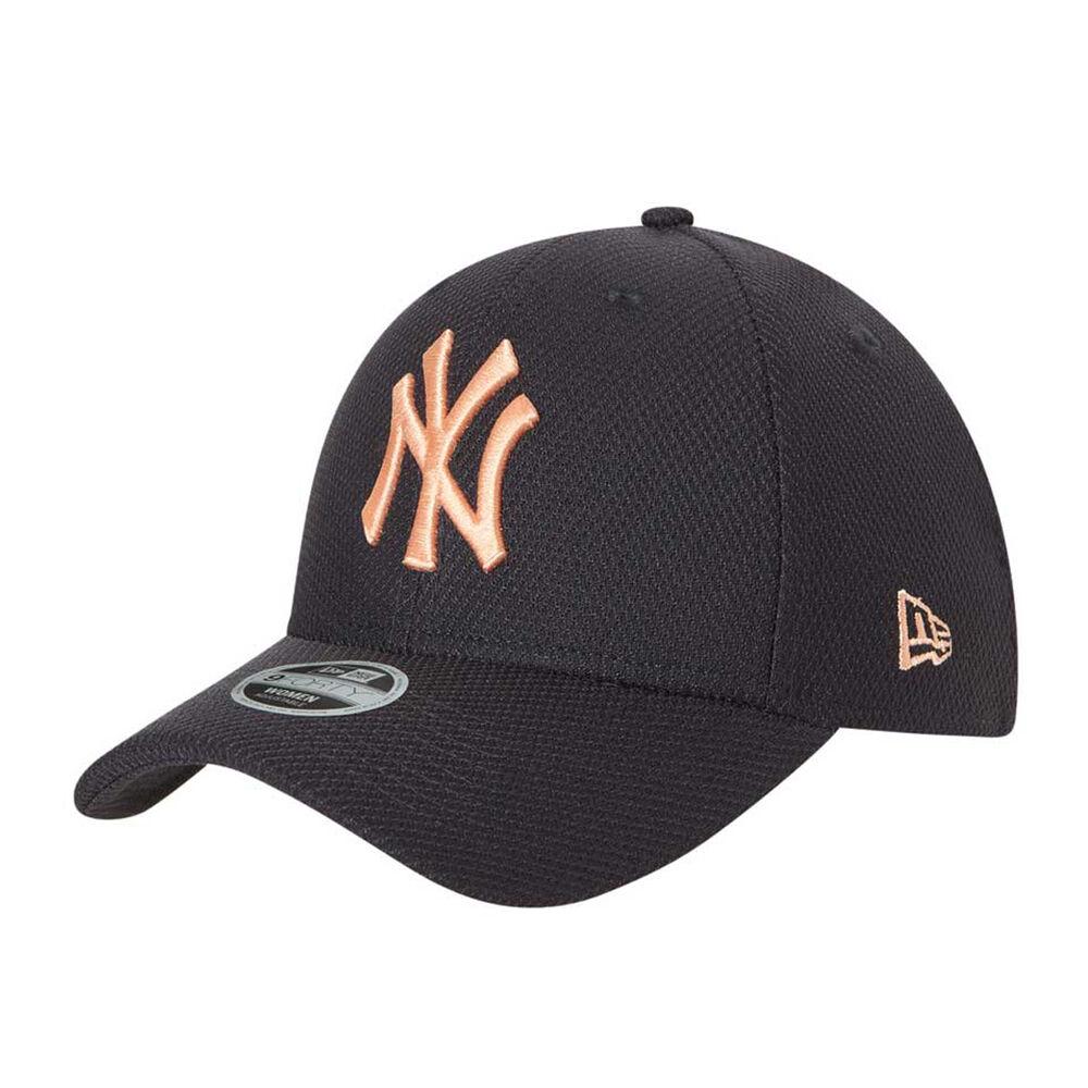 on sale 8afda 7a5b4 New York Yankees Womens New Era 9FORTY Cap, , rebel hi-res