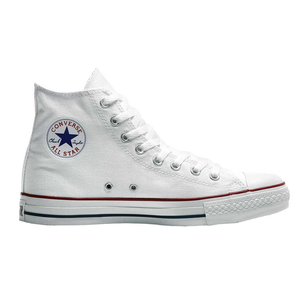 0936905b3599 Converse Chuck Taylor All Star Hi Top Casual Shoes White US 8 ...