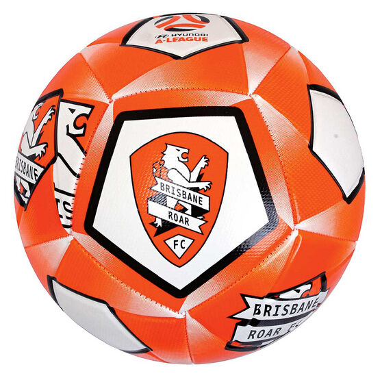 A League Brisbane Roar Supporter Soccer Ball 5, , rebel_hi-res