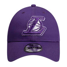 Los Angeles Lakers New Era 9FORTY Shadow Tech Cap, , rebel_hi-res