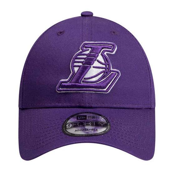 Los Angeles Lakers New Era 9FORTY Shadow Tech Cap, , rebel_hi-res