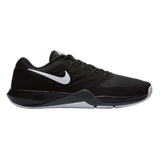 big sale c6a7b 55a89 Nike Lunar Prime Iron II Mens Training Shoes Black   White US 7, Black