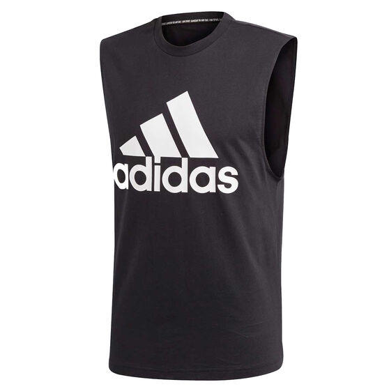 adidas Mens Must Haves Badge Of Sport Tank, , rebel_hi-res