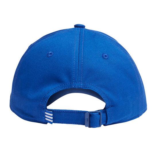 adidas Baseball 3-Stripes Cotton Twill Cap, , rebel_hi-res