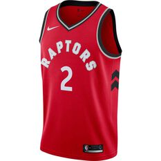 Nike Men's Toronto Raptors Kawhi Leonard 2019 Swingman Jersey, , rebel_hi-res