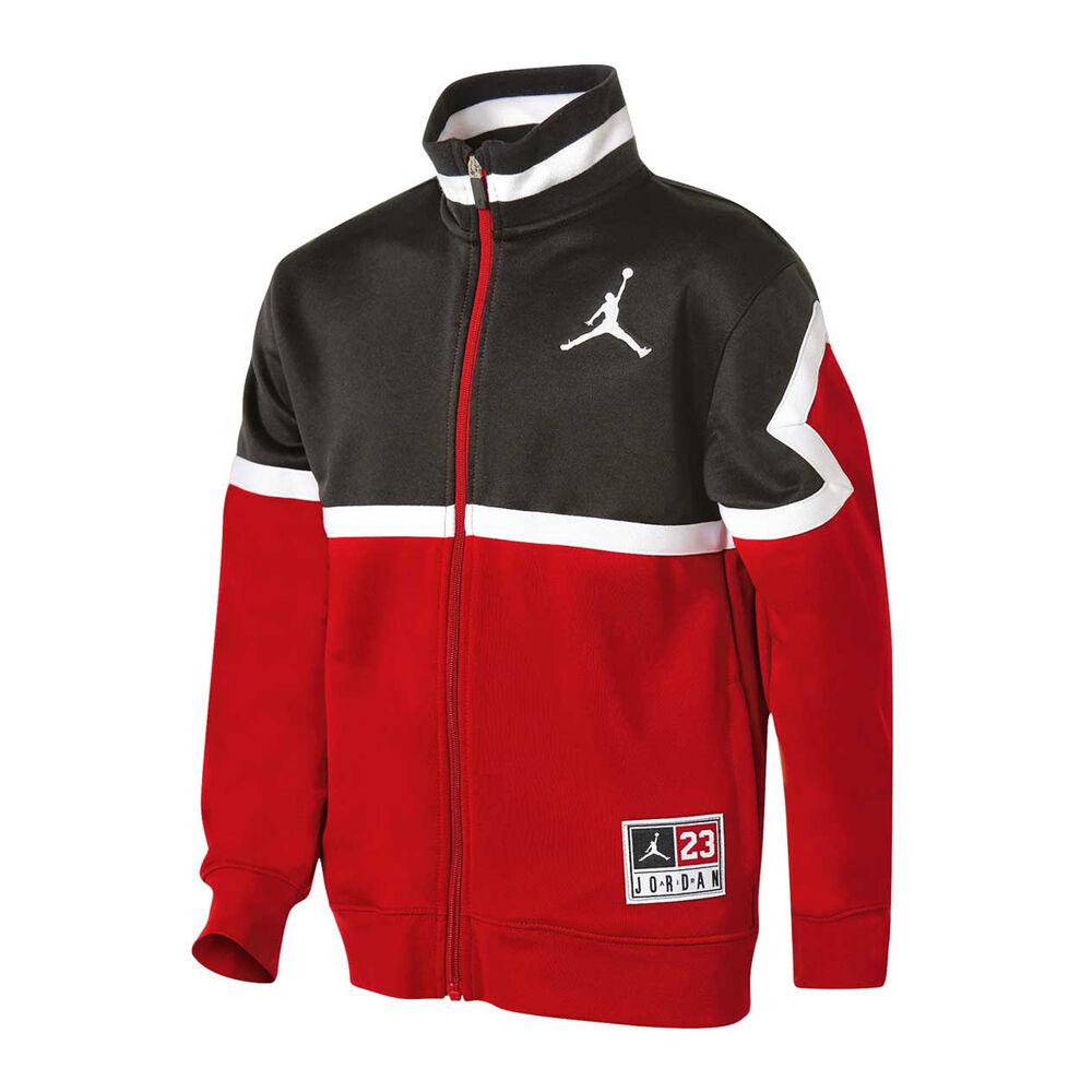 e30edee8ff8991 Nike Boys Jordan Diamond Tricot Jacket