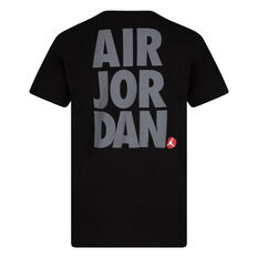 Nike Boys SS Graphic Tee Black S, Black, rebel_hi-res