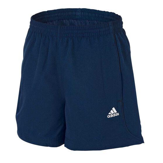 adidas Boys Essential Chelsea Shorts, Navy, rebel_hi-res