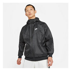 Nike Mens Sportswear Windrunner Jacket Black XS, Black, rebel_hi-res