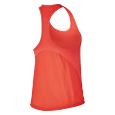 Nike Womens Miler Running Tank Red XS, Red, rebel_hi-res