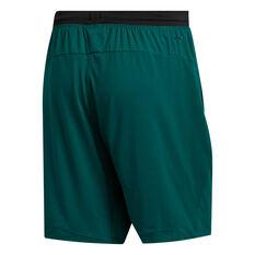 adidas Mens 4KRFT Ultimate Shorts Green S, Green, rebel_hi-res