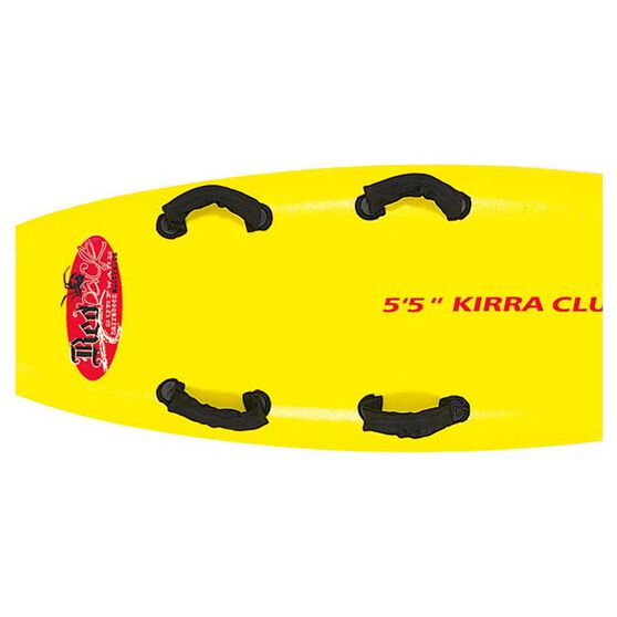 Redback Kirra Club Trainer 5ft5in Surfboard, , rebel_hi-res