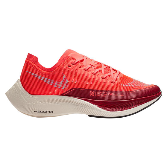 Nike ZoomX Vaporfly Next% 2 Womens Running Shoes, Pink/White, rebel_hi-res