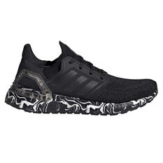 adidas Ultraboost 20 Womens Running Shoes Black US 6, Black, rebel_hi-res